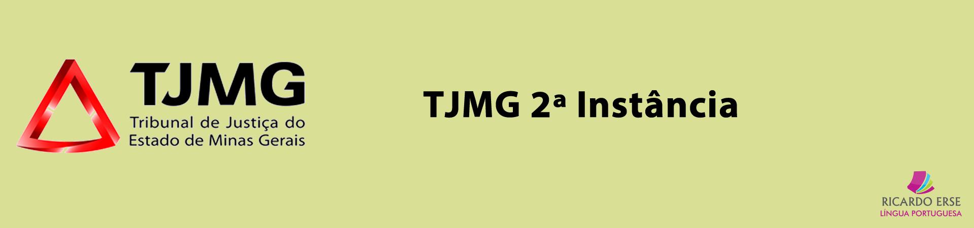 TJMG 2ª Instância