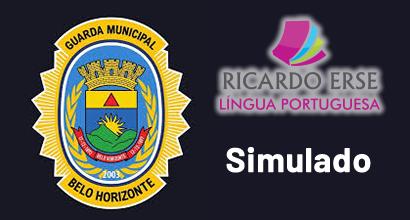 Guarda Municipal de Belo Horizonte/MG - SIMULADO 01