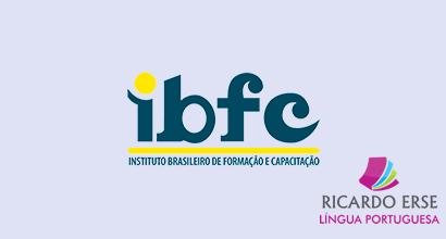 Curso do Edital IBFC