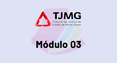 TJMG - 2ª Instância - Módulo 03