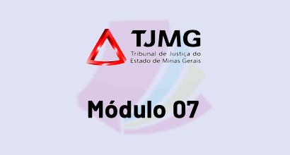 TJMG - 2ª Instância - Módulo 07